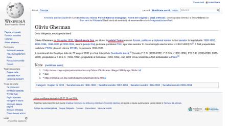 Oliviu Gherman wikipedia